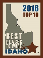 Top 10 Places to Work in Idaho